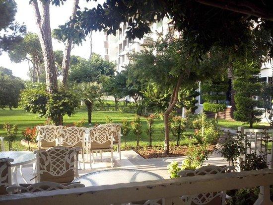 Papillon Ayscha Hotel Resort & Spa : Garden