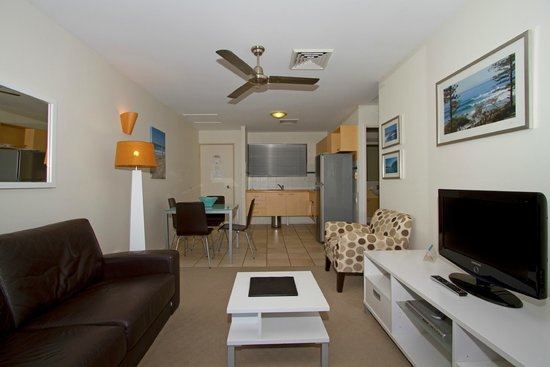 The Beach Retreat Coolum: 1 Bedroom Apartment