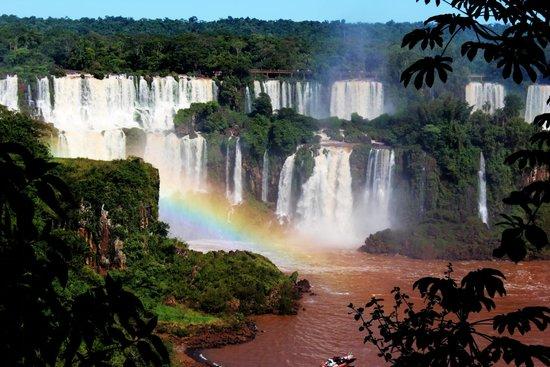 Iguazu Falls: Cataratas desde el lado brasilero