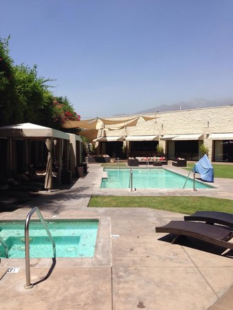 DoubleTree by Hilton Hotel Monrovia - Pasadena Area: Swimming pool area