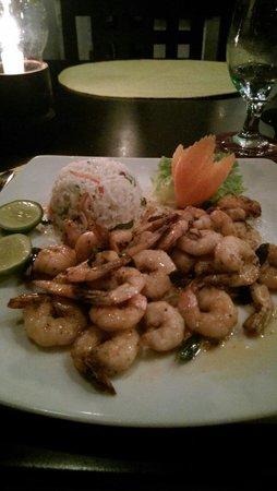 Amal Restaurant : Delicious grilled shrimps