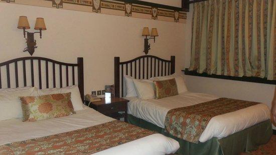 Disney's Sequoia Lodge: chambre standard