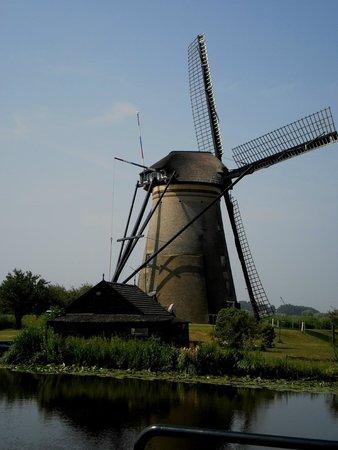 Réseau de moulins de Kinderdijk-Elshout : Mill