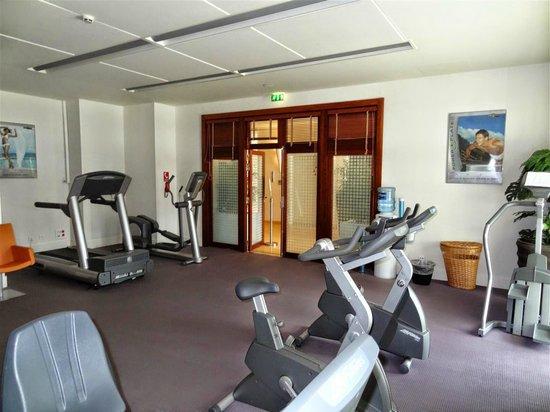 Radisson Blu Hotel at Disneyland Paris : Fitnessraum