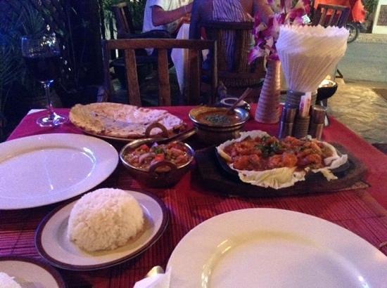 Kohinoor Indian Restaurant : what a feast