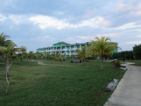 Hotel Playa Coco : la vue
