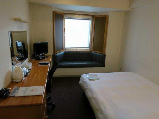 Hotel WBF Art Stay Naha: 部屋