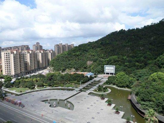 Taizhou Baiyun Mountain