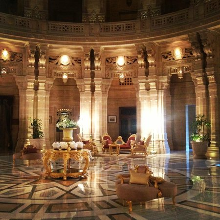 Umaid Bhawan Palace Jodhpur : Magical Beauty