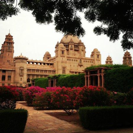 Umaid Bhawan Palace Jodhpur : Exotic Bliss