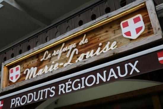 Le Refuge de Marie Louise