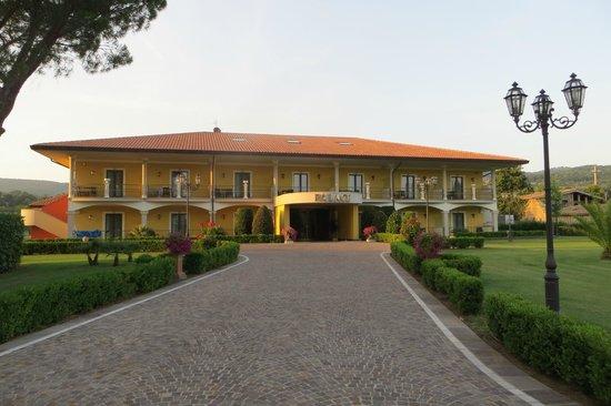 Hotel Restaurant Lido : l'hotel Palace