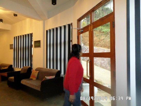 Tanzanite Mount View Hotel : Reception