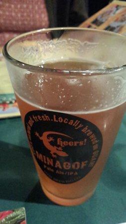 Chamorro Tei: 地ビール ミナゴフ