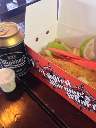Mariner's Wharf: Fish & Chips