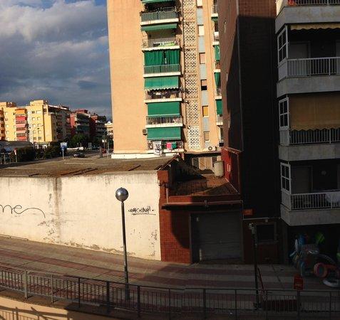 Hotel Bernat II : chambre avec vue