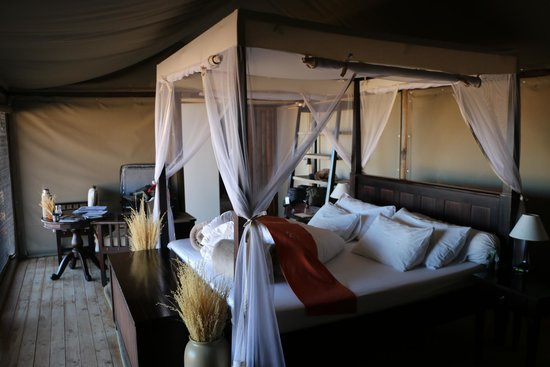 NamibRand Nature Reserve, Namibia: Beautifully appointed room.