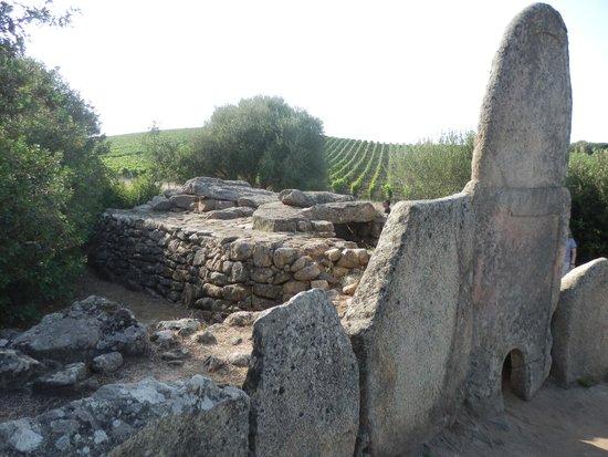Tomba dei Giganti Pascaredda