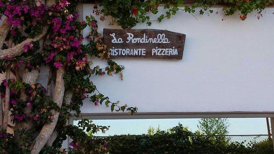 La Rondinella: Wonderful food m service, loved it
