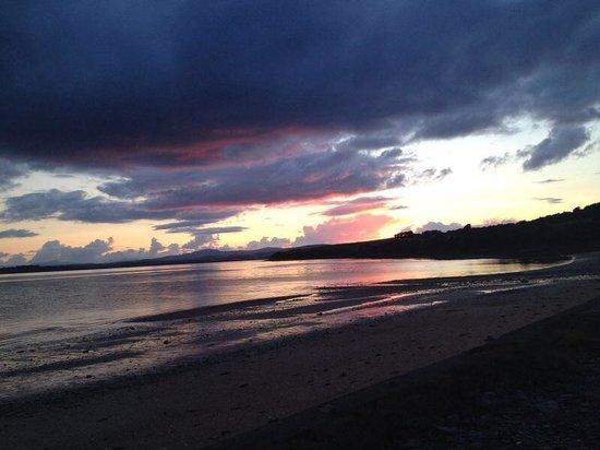 Constantinou Bros Asimina Suites Hotel: Seaside sunset