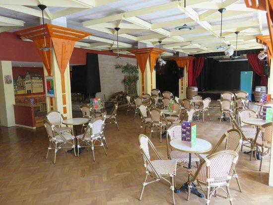 VVF Villages Orbey : Le salon