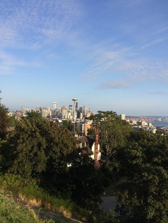 Kerry Park: Great view! Worth going up there!