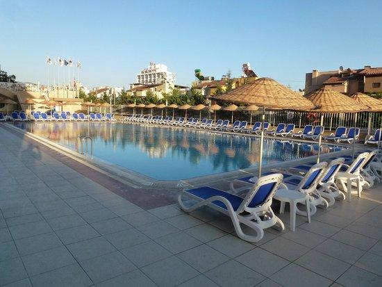 Ephesia Hotel: Piscine