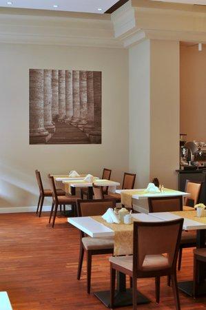 Rzymski Hotel: Restauracja Rzymianka