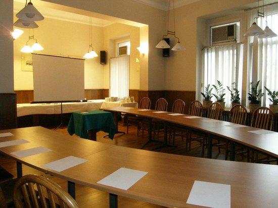 Rzymski Hotel: Sala konferencyjna