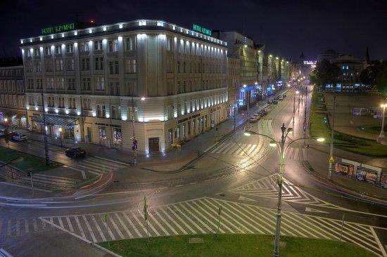 Rzymski Hotel: Hotel Rzymski w Poznaniu
