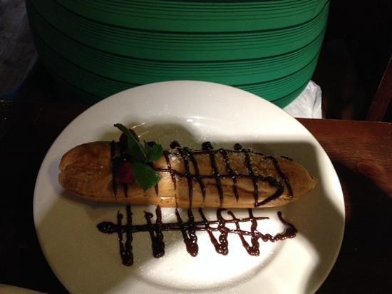 The Snow Goose: The best dessert
