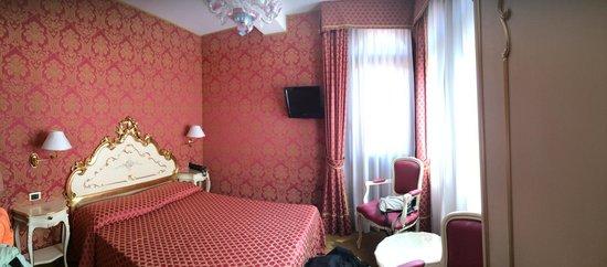 Hotel Torino: Chambre