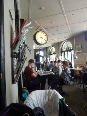 Cafe Drudenfuss : A l'intérieur du Café