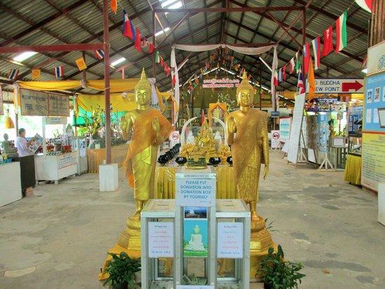 Großer Buddha von Phuket: The Entrance