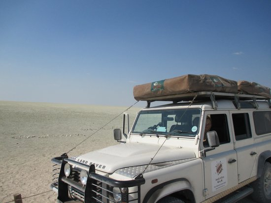 South Africa 4x4: Can't wait to do it all again