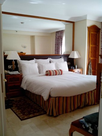 Marriott's Marbella Beach Resort: dormitorio principal