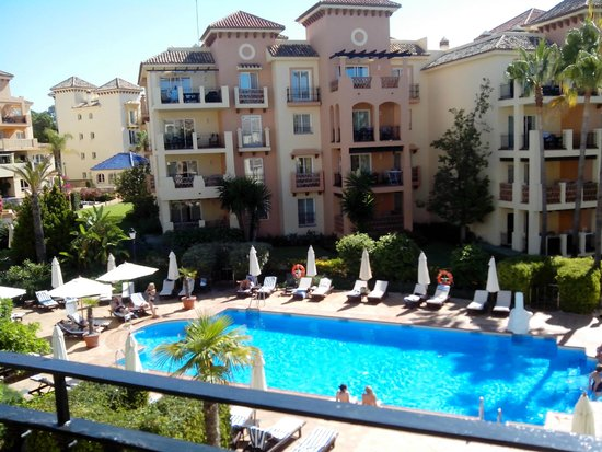 Marriott's Marbella Beach Resort: vistas