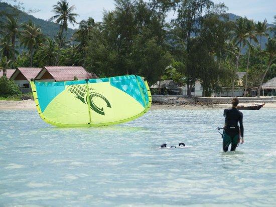 Kiteboarding Asia (KBA) - Koh Phangan: Kiteboarding in paradise