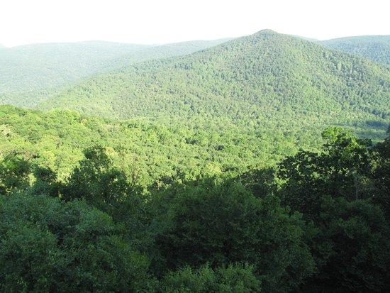 Old Rag Mountain Hike: False Summit View