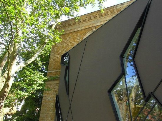 Felix Nussbaum Haus - Alt- und Neubau Libeskind