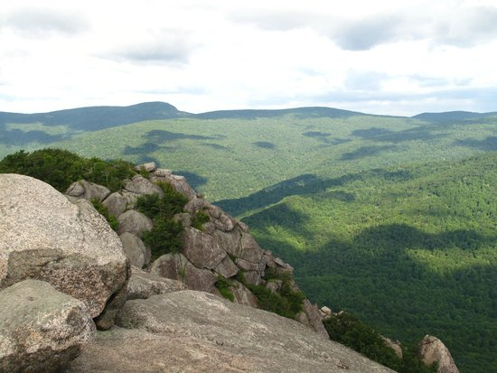 Old Rag Mountain Hike: Real Summit View