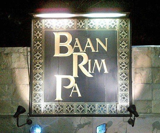 Baan Rim Pa Patong: Sign
