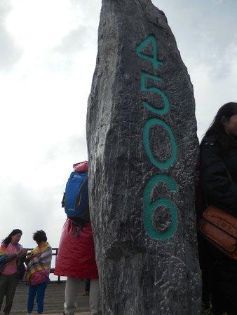 Yulong (Jade Dragon) Mountain : Jade Dragon mountain