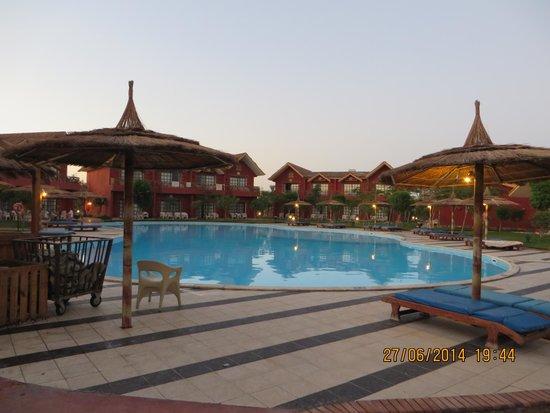 Jungle Aqua Park : juste pour les bungalows