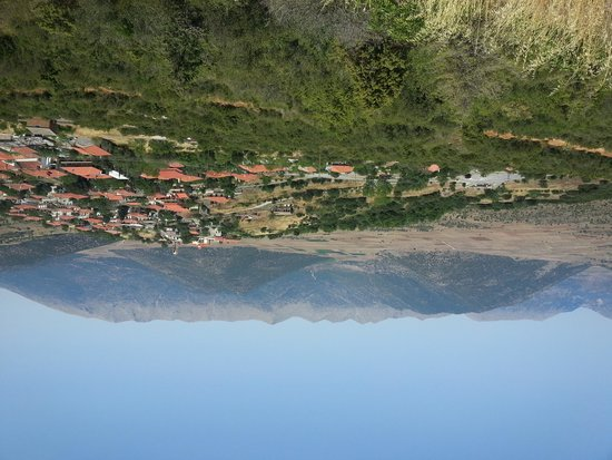 Villa Vager: mountain pass