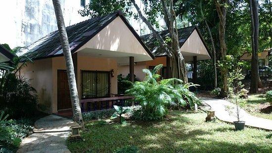 The L Resort Krabi : The Lite Bungalows