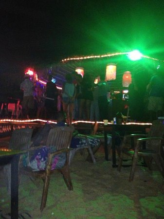 Chili Cafe Guest House: Party