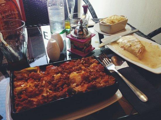 La Creperie Bretonne: lasagna