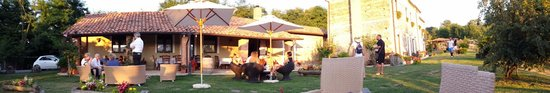 Soveria Mannelli, Italia: Una panoramica della zona comune con in fondo la piscina