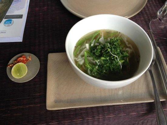Viroth's Villa : Noodle Soup for Breakfast